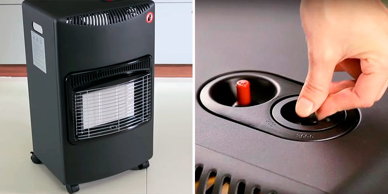 Review of Sentik 4.2kw Butane Gas Heater