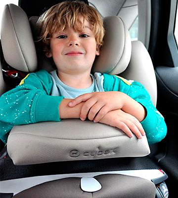 Review of Cybex Solution M-Fix Booster Car Seats