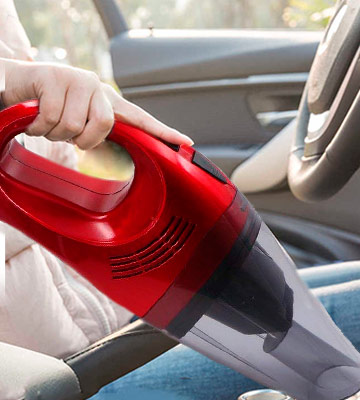 Review of Trehai TAI-YT01 Car Mini Vacuum
