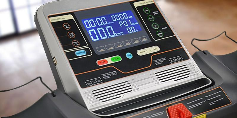 Review of JLL S300 Treadmill