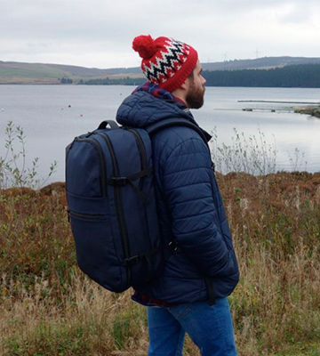 Review of Cabin Max Tromso Flight Backpack