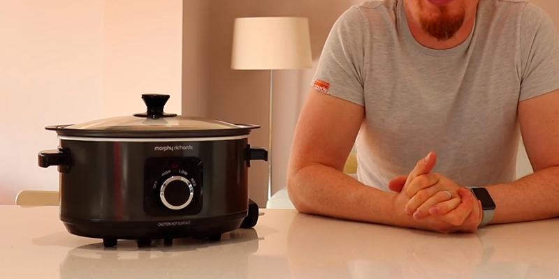 Review of Morphy Richards 460012 3.5L Slow Cooker Sear and Stew