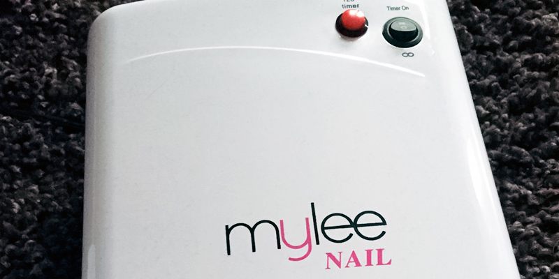 Review of Mylee MYL11 UV Nail Dryer