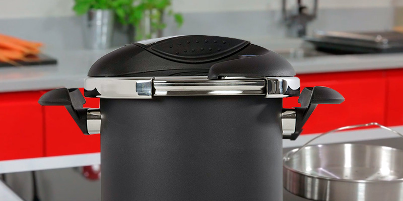 Review of Tower T90115 Pro One Touch Pressure Cooker, 6 Litre