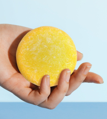 Review of S&B Citrus Paradisi Shampoo Bar
