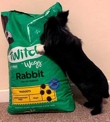 Review of Wagg 10 kg Twitch Rabbit Food