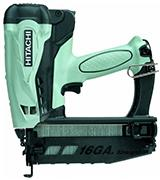 Hitachi NT65GS Cordless Gas Finish Nailer