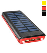 OLeBR Q90 Solar Charger Power Bank