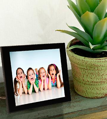 Review of Pix-Star Wi-Fi Cloud Digital Photo Frame