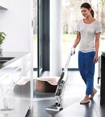 Review of Bosch BCH625KTGB Cordless Vacuum Cleaner