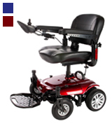 Drive Medical COBALTX16RD Cobalt Powerchair