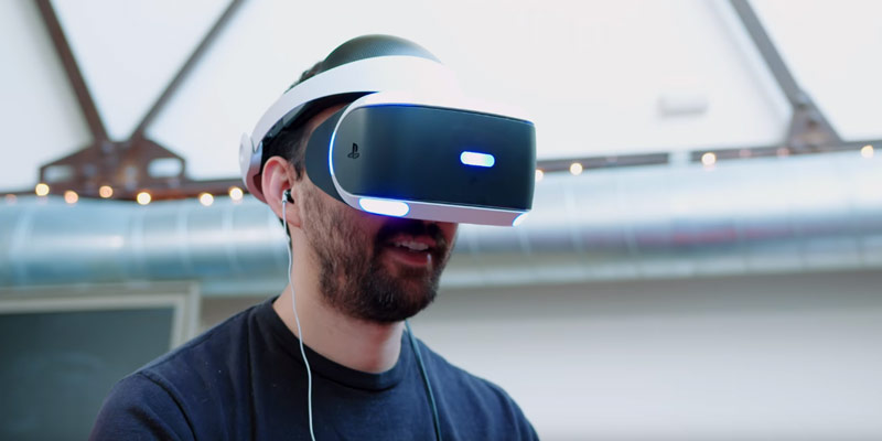 Review of Sony PlayStation VR Headset