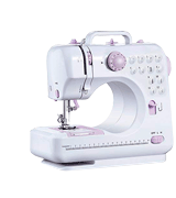 Barbieya BY-UK-FRJ001 Portable Sewing machine-12