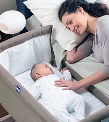Review of Chicco Next2Me Baby Crib