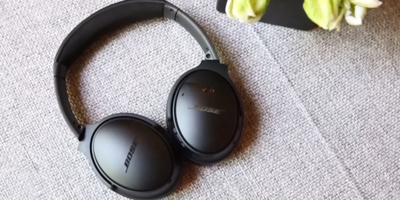 Review of Bose QuietComfort 35 Wireless Bluetooth Noise Cancelling Headphones