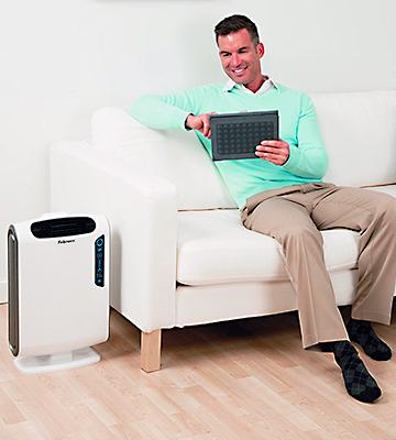 Review of Fellowes AeraMax DX55 Air Purifier