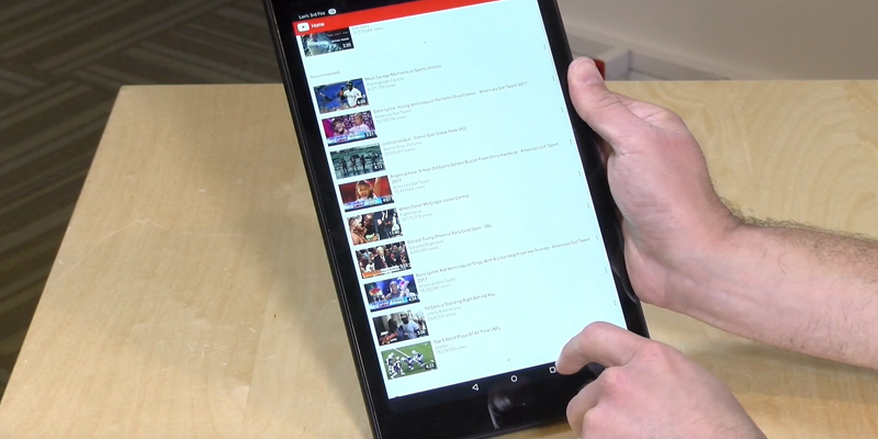 "Review of Fire HD 10.1"" Tablet with Alexa Hands-Free, 1080p Display, 32GB"
