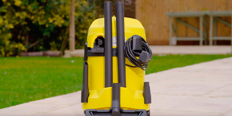 Review of Karcher WD3P Wet and Dry Vacuum Cleaner