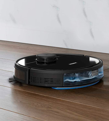 Review of Ecovacs OZMO920 Robotic Vacuum Cleaner, 2-in-1 with Mop