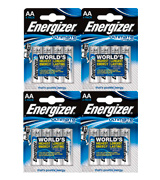 Energizer (7638900262643) Ultimate Lithium AA Mignon L91 Batteries 3000 mAh Pack of 16