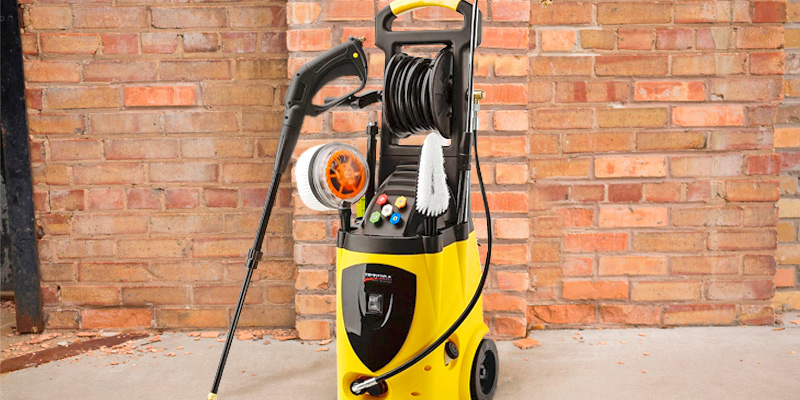Review of Wilks USA RX550i Highest Powered Electric Pressure Washer