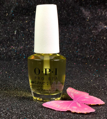 Review of OPI Pro Spa Nail and Cuticle Oil