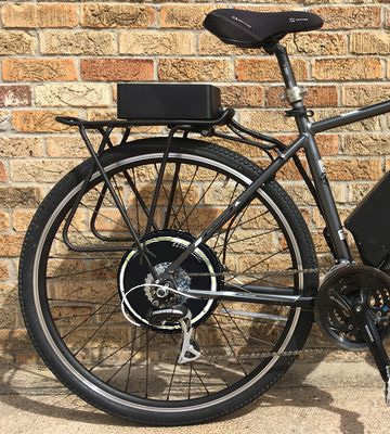 Review of Theebikemotor 36V500W Electric Bike Conversion Kit