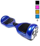 Bluefin 6.5 Classic Swegway Hoverboard with Built-in Bluetooth Speakers and Carry Bag