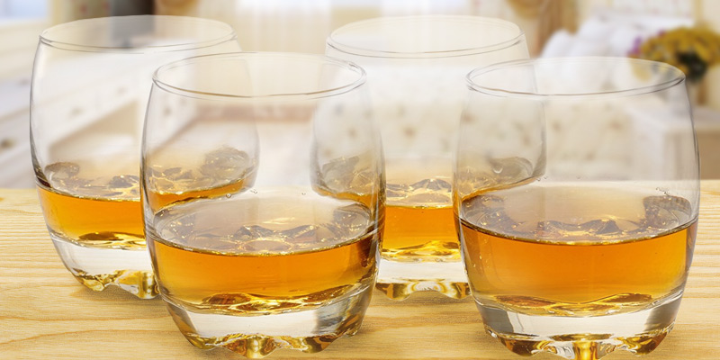 Review of Edco 15321 Whisky Glasses Set