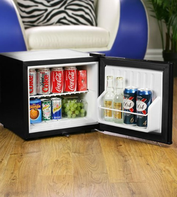 Review of bar@drinkstuff Mini Fridge ChillQuiet Mini Fridge