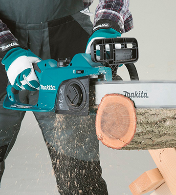 5 best electric chainsaws reviews of 2018 in the uk bestadvisers review of makita uc3541a electric chainsaw greentooth Choice Image