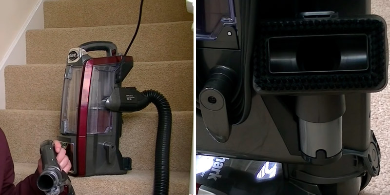 Review of Shark Lift-Away (NV681UKT) Upright Vacuum Cleaner
