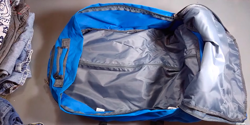 Review of Cabin Max Lyon Carry on Trolley Backpack