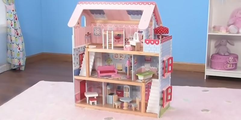 Review of KidKraft 65054 Chelsea Doll Cottage
