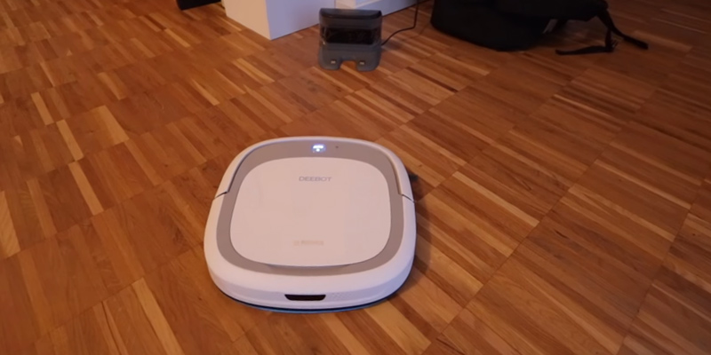 Review of Ecovacs DEEBOT SLIM2
