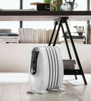 Review of Delonghi TRNS0505M Portable Oil Heater