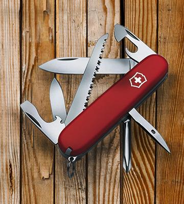 Review of Victorinox 1461300 Army Knife Hiker