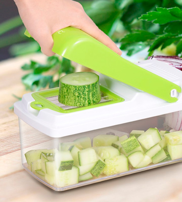 Review of Adoric HRC0A0B608 Vegetable cutter
