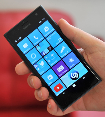 Review of Nokia Lumia 735 SIM-Free Smartphone
