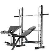 Marcy TSA-5762 Half Smith Machine and Weight Bench