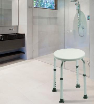 Review of Drive Medical Shower Stool
