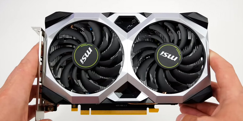 Review of MSI GTX 1660 SUPER VENTUS XS Graphics Card (6GB GDDR5, VR Ready)