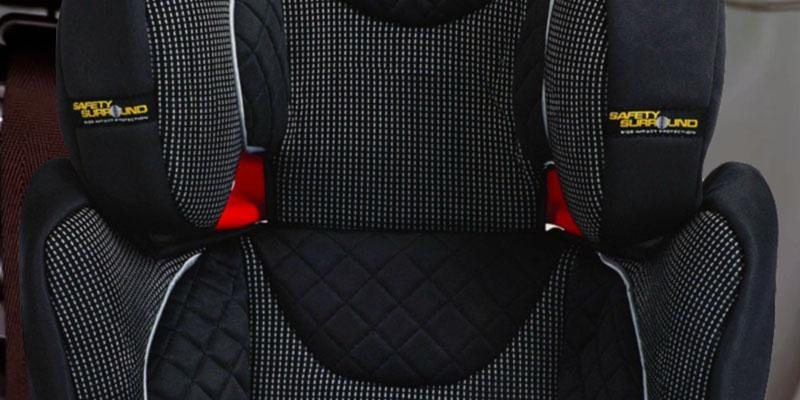 Review of Graco Affix Car Seat