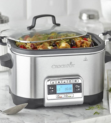 Review of Crock-Pot CSC024 Multi-Cooker, 5.6L, Silver