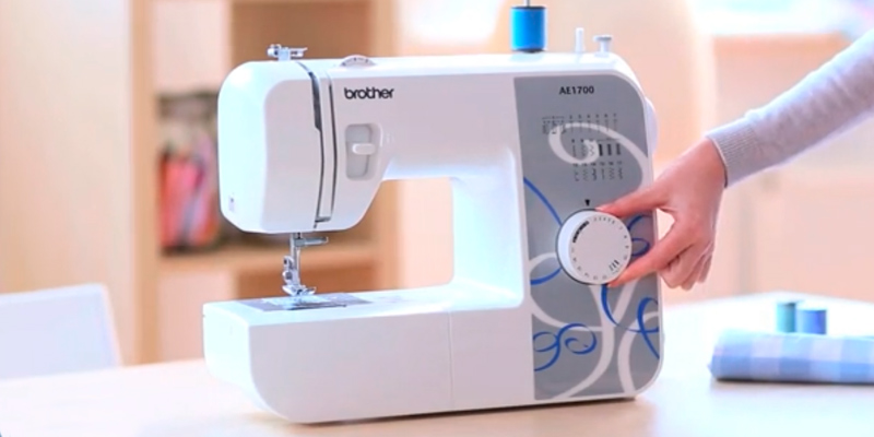 Review of Brother AE1700 Sewing Machine with Instructional DVD
