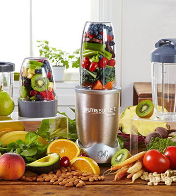 Review of Nutribullet 900W Blender