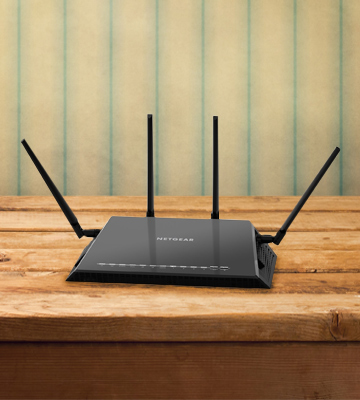 Review of NETGEAR R7800 Smart WiFi Dual Band Gigabit Gaming Router