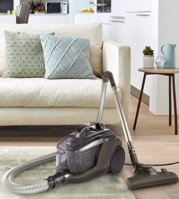 Review of Beko VCO62602AB Orion 6 Bagless Cyclone Vacuum