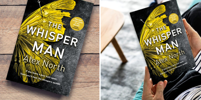 Alex North The Whisper Man: The chilling must-read Richard & Judy thriller in the use