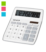 Genie (12262) Standard Function Desktop Calculator